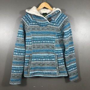❌Sold❌Koppen Hoodie Fleece Pull Over Sweater Shirt